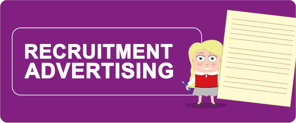 Recruitment Advertising Image